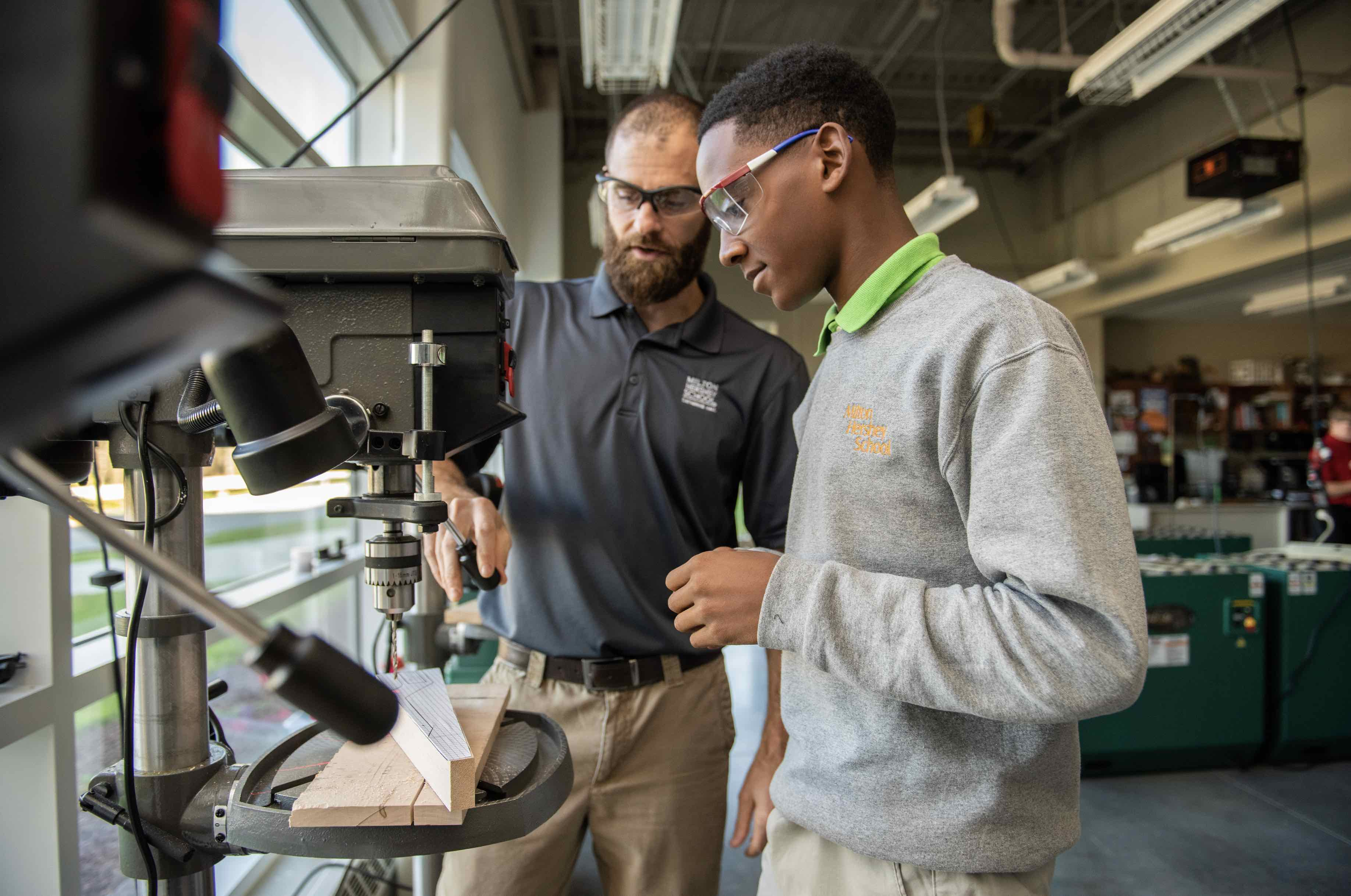 Career and technical education at MHS