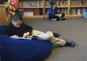 Read Across America Week at MHS