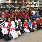 MHS elementary students volunteer in their community