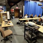 MHS students learn from videography professionals