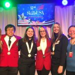 MHS students compete at state SkillsUSA competition