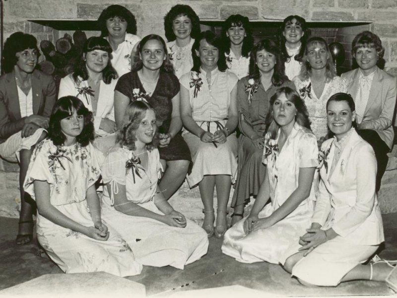 Milton Hershey School first girls graduate in 1981.
