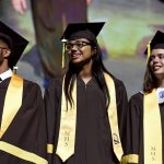 Beyond Milton Hershey School, students receive support and guidance to succeed after graduation.