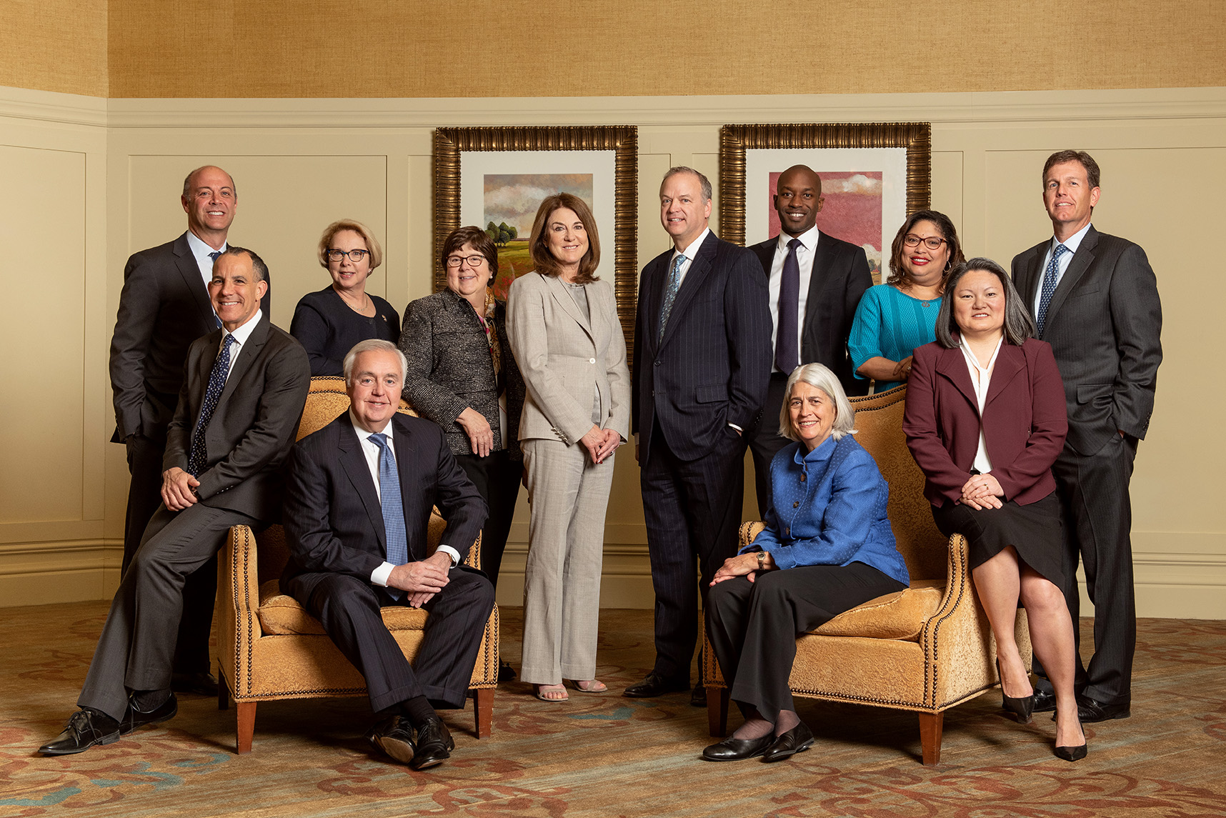 Milton Hershey School's Board of Managers
